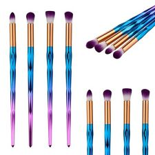 4tlg Neu Professionelle Puder Pinsel Makeup Brush Lidschatten Schminkpinsel Set