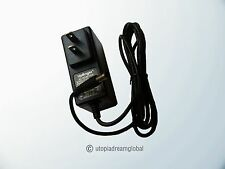 12VDC AC Adapter For iRobot Braava 380t Floor Mopping Robot Charger Power Supply