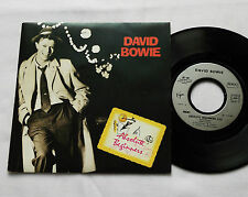 "David BOWIE Absolute beginners  FRENCH Orig 7"" 45  VIRGIN 008387 - NMINT"