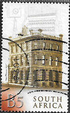 SOUTH AFRICA 2007 WORLD POST DAY COMPLETE POSTALLY USED Sc#1371 BoB591