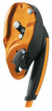 I'D S Small Yellow Gold D200S0 Self Braking Descender Rappel Device Petzl