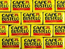 Cafe Bustelo Cuban Coffee Espresso, 10-Ounce Bricks (Pack of 8)
