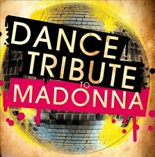 DANCE TRIBUTE TO MADONNA / ...-Dance Tribute To Madonna CD NEW