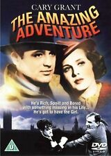 The Amazing Adventure [DVD] Cary Grant, Mary Brian, Alfred Zeisler New Sealed