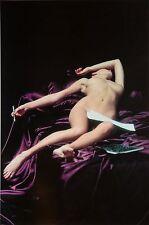 Helmut Newton Sumo Photo 50x70 Nude, Der Spiegel, Paris 1977 Karl Lagerfeld 1976