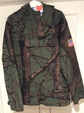 Supreme Camo Jacket; Yeezy; Pre-Owned; Size XL