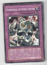 YU-GI-OH Stronghold die Mobile Festung Common SD10-DE031