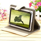 "iRULU 7"" HD Tablet PC Android 4.4 Quad Core 8GB A33 White w/ Case & Earphone"