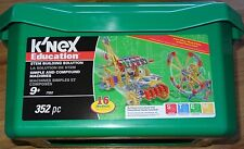 Simple and Compound Machines K'NEX Education Building Construction Set STEM KNEX