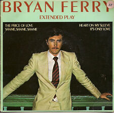 """Bryan Ferry Extended Play UK 45 7"""" EP +Picture Sleeve +5 tracks"""