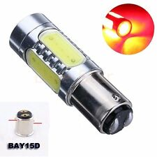 High Power Red 1157 BAY15D 12V 7.5W LED Signal Stop Tail Light Bulb Lamp P21/5W