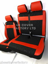 VW TRANSPORTER  T4  VAN SEAT COVERS DRIVERS SINGLE ONLY