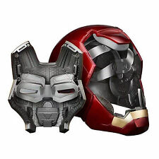 The Avengers Marvel Legends Iron Man Elettronico Helmet Natale Regalo Casco