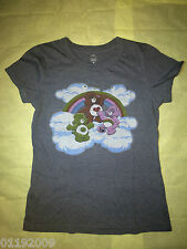 CLEARANCE SALE Singapore Care Bears Gray Tee T Shirt
