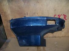 91-00 1996 Evinrude Johnson Motor Engine Lower Cowl Cowling V4 90-140 HP RIGHT