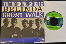 DENMARK PICTURE SLEEVE The Rocking Ghosts Metronome 1615 Belinda and Ghost Walk