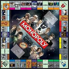 DOCTOR WHO 50th ANNIVERSARY MONOPOLY ~ GENUINE BBC HASBRO DR WHO LICENSED GAME
