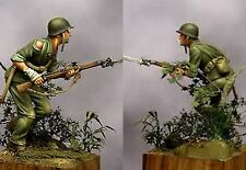 Beneito US Marine Corps Guadalcanal WW2 54mm Model