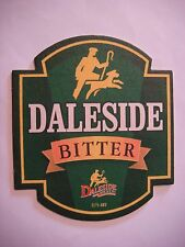 Beer Coaster    DALESIDE Brewery Bitter Ale ~ Harrogate, North Yorkshire ENGLAND
