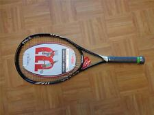 New Wilson BLX 2 Oversize 110 head 4 3/8 grip Tennis Racquet