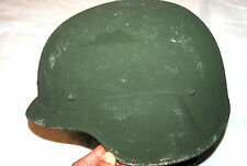 US MARINE CORPS - USMC GENTEX LEVEL IIIA LIGHTWEIGHT COMBAT HELMET - MEDIUM
