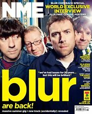 NME,Blur,Ting Tings,Kanye West,Pure Love,Mary Chain,Gabriel Bruce,Andy Warhol