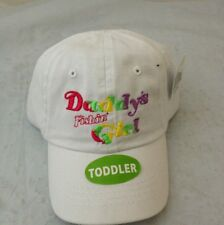 """(144) """"DADDY'S FISHIN GIRL"""" Toddler Fishing Cap Outdoor Wholesale Lot Resale"""