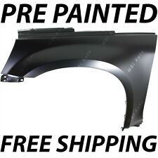 NEW Painted To Match- Drivers Left LH Front Fender For 2006-2009 Pontiac Torrent