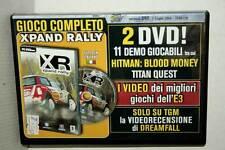 XR XPAND RALLY GIOCO USATO PC DVD VERSIONE ITALIANA GD1 47567