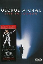 George Michael : Live in London (2 DVD)