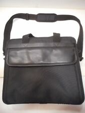 Gateway Laptop Notebook Bag Carry Case Messenger black breifcase 2001