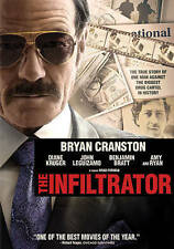 The Infiltrator DVD Brand New Movie Ships Worldwide