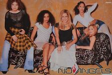 NO ANGELS - A3 Poster (ca. 42 x 28 cm) - Clippings Fan Sammlung NEU