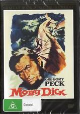 MOBY DICK - GREGORY PECK - NEW & SEALED REGION 4 DVD - FREE LOCAL POST