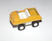 1970's Tootsie Toy: AMPHIBIOUS CAR / Dune Buggy _ ** Must See **