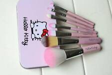 Hello Kitty Compact 7pcs brush set.