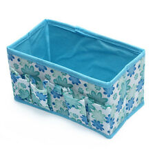 Fashion Folding Multifunction Make Up Cosmetic Storage Box Container Bag - 13HE