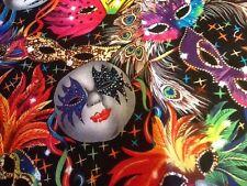 Mardi Graz Máscara De Carnaval Bandana, Pañuelo, Diadema