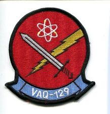 VAQ-129 VIKINGS US NAVY GRUMMAN EA-6B PROWLER Squadron Jacket Patch