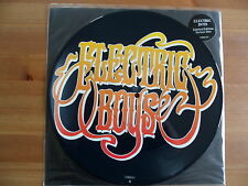 "ELECTRIC BOYS - ALL LIPS & HIPS - 12"" VINYL PICTURE DISC SINGLE"