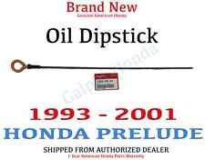 1993 - 2001 Honda PRELUDE Genuine Factory OEM Oil Dipstick