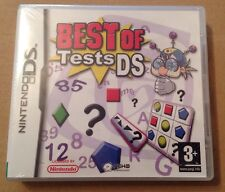 Best of Tests DS Game For Ds Dsi Ds Lite 3Ds NEW & SEALED 100's Of Questions!!