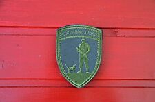 Patch Polite People, symbol Crimean operation 2014, Russian Army, Velcro