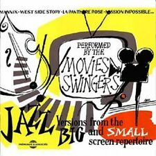 Jazz Versions from the Big and Small Screen Repertoire, New Music