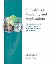 Spreadsheet Modeling and Applications: Essentials of Practical Management Scienc