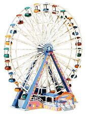 NEW ! N scale Faller : Circus FERRIS WHEEL : Model Building KIT # 242312