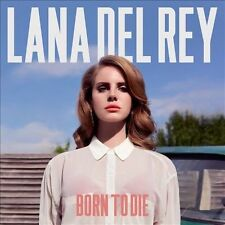 Born to Die by Lana Del Rey (CD, Jan-2012, Urban)
