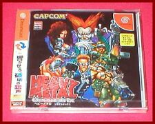 Heavy Metal Geomatrix for the Japanese Import Sega Dreamcast System NEW SEALED