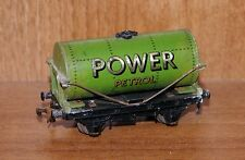 Hornby Dublo OO Gauge Power Petrol Oil Tanker Green Wagon (D30)