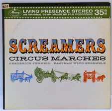 Screamers Circus Marches SR90314 Fennell Eastman Wind Ensemble 35MM Stereo